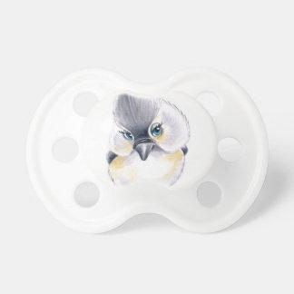 Cute birdie pacifier