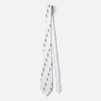Cute birdie tie