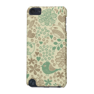 cute birds floral iPod touch 5G case