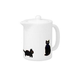 Cute Black Cats Art
