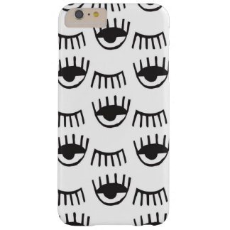 Cute Black Evil Eye iPhone case