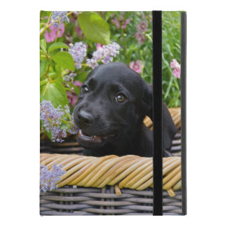 "Cute Black Labrador Retriever Dog Puppy Photo .. iPad Pro 9.7"" Case"