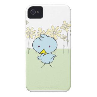 Cute Blue Birdie Blackberry Bold Case