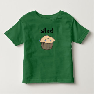 Cute Blueberry Stud Muffin Personalized  T-Shirt