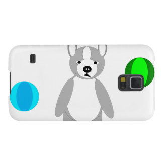 cute Boston Puppies Boston terrier Galaxy S5 Case