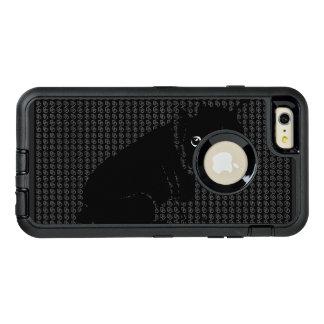 Cute Boston Terrier puppy OtterBox iPhone 6/6s Plus Case