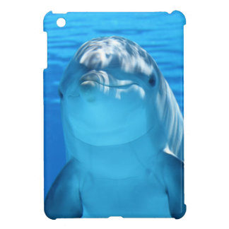 Cute Bottlenose Dolphin underwater iPad Mini Case