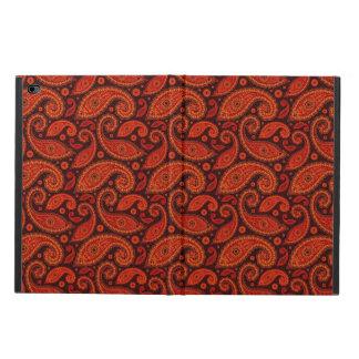 Cute bown swirl paisley patterns powis iPad air 2 case