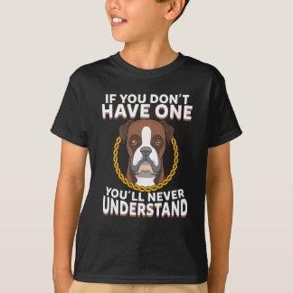Cute Boxer Dog T-Shirt