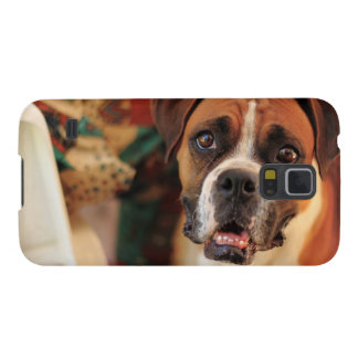 Cute Boxer Galaxy S5 Cases