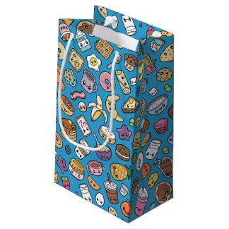 Cute Breakfast Food gift bag