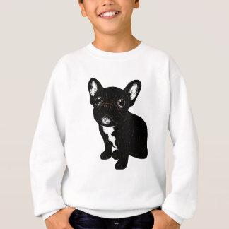 Cute Brindle Frenchie Puppy Sweatshirt