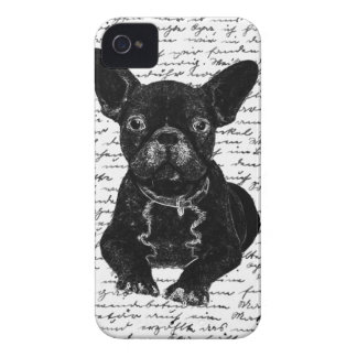 Cute bulldog iPhone 4 covers