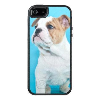 Cute Bulldog Puppy OtterBox iPhone 5/5s/SE Case