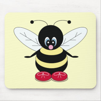 Cute Bumblebee Mousepad