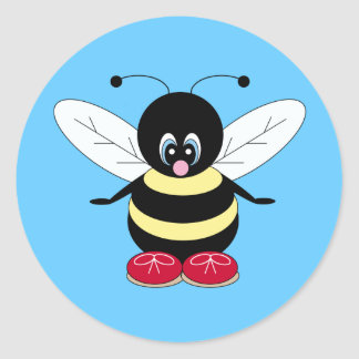 Cute BumbleBee Stickers