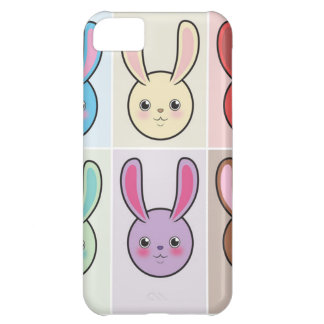 Cute Bunnies iPhone 5C Cover