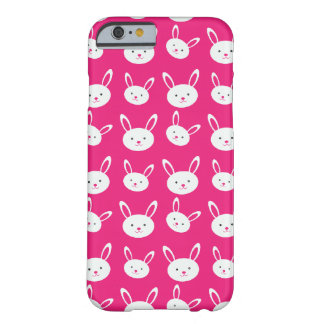 Cute Bunnies Barely There iPhone 6 Case