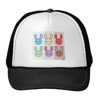 Cute Bunnies Trucker Hat