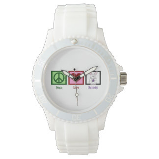 Cute Bunnies Watch
