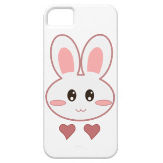 Cute Bunny Love iPhone 5 Covers