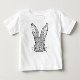 Cute Bunny Rabbit Design Baby T-Shirt