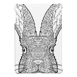 Cute Bunny Rabbit Design iPad Mini Covers