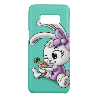 Cute Bunny Samsung Galaxy S8 Case-Mate Samsung Galaxy S8 Case