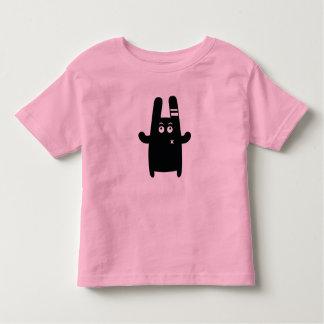 cute bunny toddler t-shirt