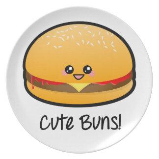 Cute Buns Plate