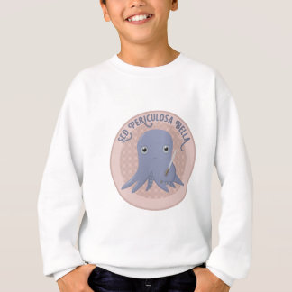 Cute but deadly octopus sweatshirt
