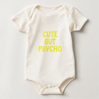 Cute But Psycho Baby Bodysuit