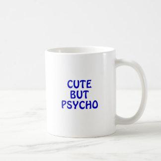 Cute But Psycho Coffee Mug