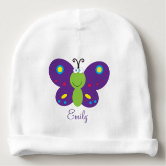 Cute Butterfly Baby Beanie Hat
