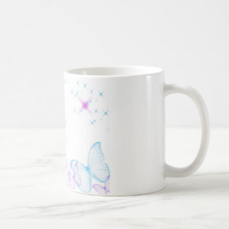 Cute Butterfly Classic White Coffee Mug
