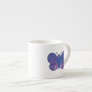 Cute Butterfly. Espresso Cup