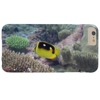 Cute Butterfly Fish Barely There iPhone 6 Plus Case