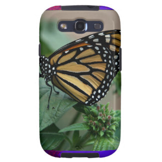 CUTE butterfly insect nature kids children family Samsung Galaxy S3 Case