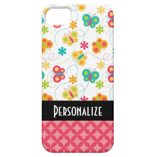 cute butterfly trails pattern case for the iPhone 5