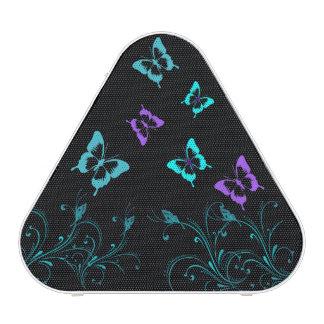 Cute Butterfly Triangle Speakers Blueooth Speaker