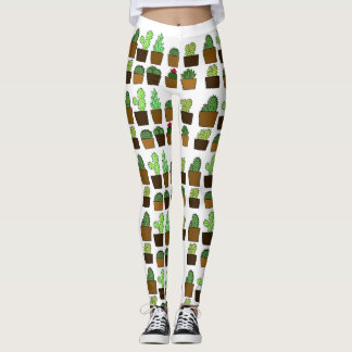 Cute Cacti Leggings