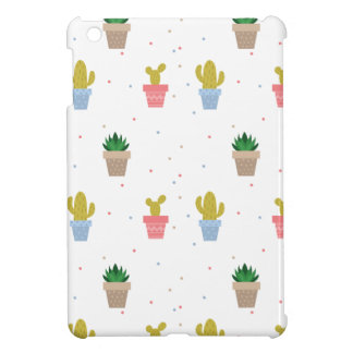 Cute Cactus Case For The iPad Mini