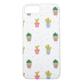 Cute Cactus Case-Mate iPhone Case