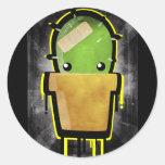 Cute Cactus Stickers