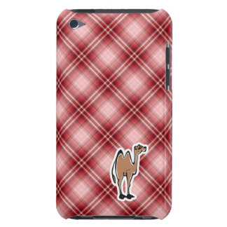 Cute Camel; Red Plaid iPod Touch Cases