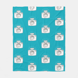 Cute camera blanket for photography lovers