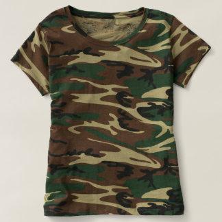 CUte camouflage shirt