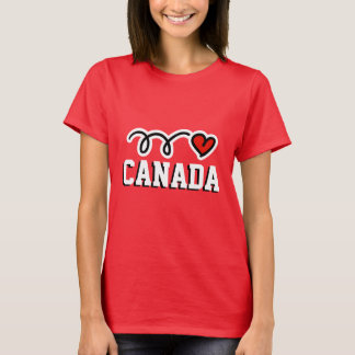 Cute Canada t shirts | Canadian pride