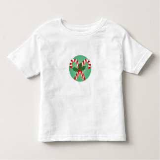 Cute Candy Cane Holiday Christmas Tees