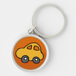 Cute CAR Keychain